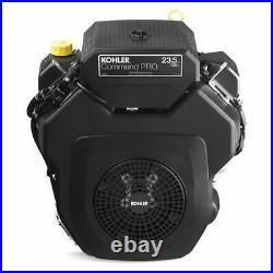KOHLER ENGINE PA-CH732-3000 Gas Engine, Horizontal Shaft, 23.5 HP