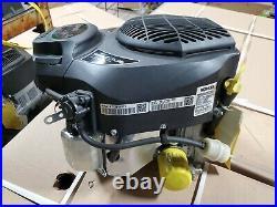 KT735-3064 24hp Kohler Vert Shaft Engine 1-1/8D x 4-5/16L Twin -Loc DB
