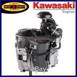 Kawasaki 35 HP FXT00V-S08 Vertical Shaft Gas Engine Toro, Exmark, Dixie Chopper