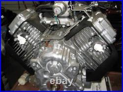 Kawasaki Engine Complete, Fr651v-cs31-r, Vertical Shaft V-twin, 21.5 Gross HP