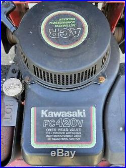 Kawasaki FC420V 14 HP Engine Vertical Shaft Complete