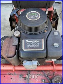 Kawasaki FC420V 14 HP Engine Vertical Shaft Complete