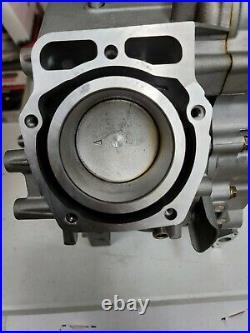 Kawasaki FD501V Liquid Cooled Vertical Shaft Engine Short Block READ DESCRIPTION