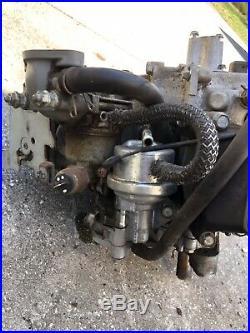 Kawasaki FD501v Liquid Cooled Vertical Shaft Engine Motor 17hp John Deere LX188