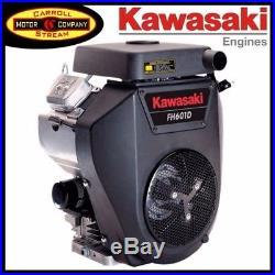 Kawasaki FH601D-S01 19 HP 1-1/8 Horizontal Shaft Gas Engine New Authorized Deal