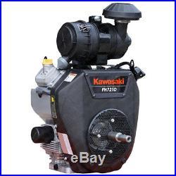 Kawasaki FH721D-S08 25 HP 1-1/8 Horizontal Shaft Gas Engine New Zero Turn Motor