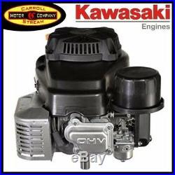 Kawasaki FJ180V-M09 179cc 25mm Vertical Shaft Gas Engine New Authorized Dealer