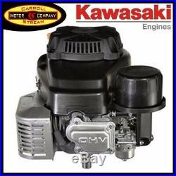 Kawasaki FJ180V-M25 179cc 25mm Vertical Shaft Gas Engine New Authorized Dealer