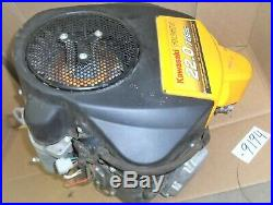 Kawasaki FR651V AS08 22hp Vertical Shaft ENGINE 1 Shaft John Deere Cub Cadet