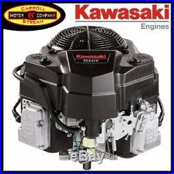 Kawasaki FS541V-S28 15 HP 1-1/8 Vertical Shaft Gas Engine New Authorized Dealer