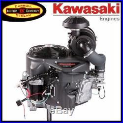 Kawasaki FX691V-S14 22 HP 1 Vertical Shaft Gas Engine New Zero Turn Motor