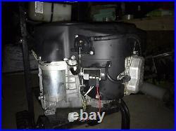 Kawasaki Fr600v 18hp Engine 1x3 Shaft Only 50hrs! Runs Great