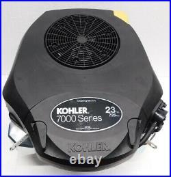 KoKohler Courage 23 HP Vertical shaft Motor