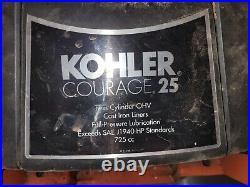 Kohler 25HP Vertical Gas Engine (SV730S-0034) 1-1/8 by 4-5/16 Shaft 1/4 key