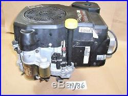 Kohler Command 16hp CV460S Vertical Shaft ENGINE John Deere LX266