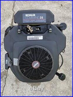 Kohler Command CV730S 25hp Vert. Shaft ENGINE 1 X 3 3/16 John Deere G110