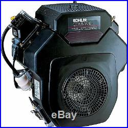 Kohler Command OHV Horizontal Engine withElectric Start- 674cc, 1in. X 3in. Shaft