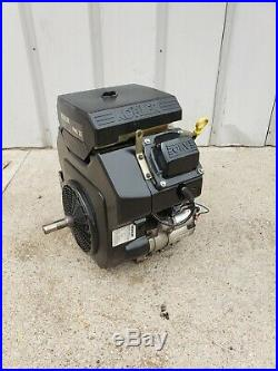 Kohler Command Pro 25 Electric start Gas Engine Motor Front&Back Shafts