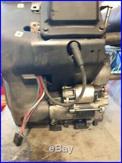 Kohler Command Pro 25 Electric start Gas Engine Motor Rear 1 1/8 inch shaft