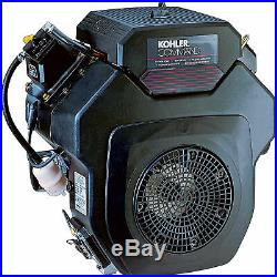 Kohler Command V-Twin OHV Engine withElectric Start 674cc 1.437in x 4.453in Shaft