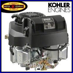 Kohler Confidant ZT720-3016 21HP Small Gas Engine Vertical Shaft 1 x 3-3/16