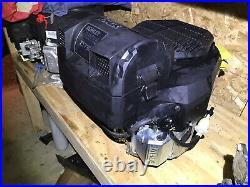 Kohler Confidant Zt730 Commercial Grade Engine Vertical Shaft 1x3 Takeoff