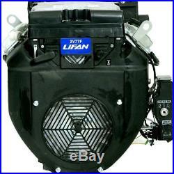 LIFAN 1-1/8 inCH. 24 HP V-Twin Electric Start Keyway Shaft Gas Engine