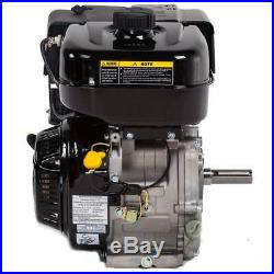 LIFAN 1 In. 9 HP 270Cc OHV Recoil Start Horizontal Keyway Shaft Gas Engine NEW