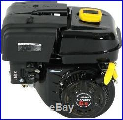LIFAN 6.5 HP OHV Recoil Start 61 Gear Reduction Horizontal Shaft Gas Engine