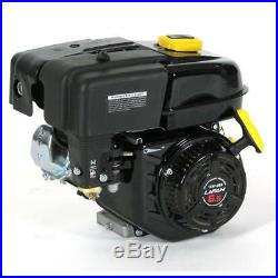 LIFAN 6.5 HP OHV Recoil Start 61 Gear Reduction Horizontal Shaft Gas Engine New