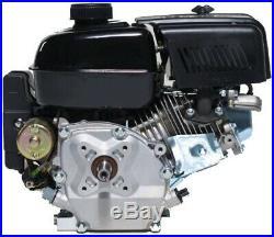 LIFAN 7 HP 3/4 in. Horizontal Shaft Recoil Start Gas Engine