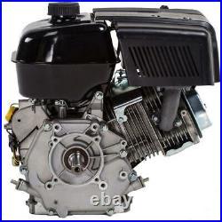 LIFAN Electric Start Horizontal Keyway Shaft Gas Engine Adjustable Throttle
