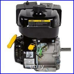 LIFAN Gas Engine 6.5 HP OHV Recoil Start 61 Gear Reduction Horizontal Shaft