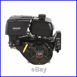 LIFAN Gas Engine Horizontal Keyway Shaft 1 in. 15 HP 420cc Electric Start