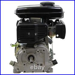 LIFAN LF152F-3Q 5/8 in. 3 HP 79cc OHV Recoil Start Horizontal Shaft Gas Engine