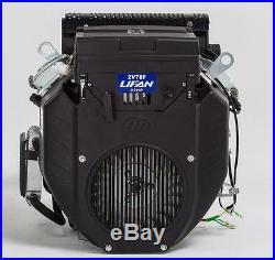 Lifan Engine 22 HP V-Twin 1-1/8 Keyed Shaft 22amp #LF2V78F-DTQ-C
