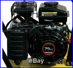 Loncin 79 CC Horizontal shaft 3 HP 4 Stoke Gas Engine