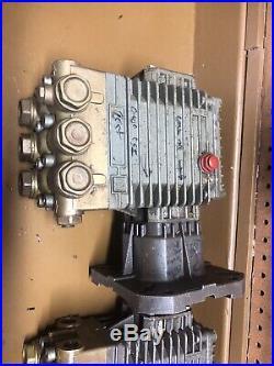 Lot Of GENERAL PUMPS EZ3040 & Similar. 4.0GPM 3000PSI FITS 1 GAS ENGINE SHAFT