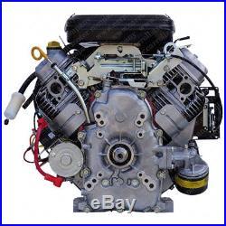 NEW 23 HP Briggs & Stratton Vanguard 1 Side Shaft Engine Motor 386447-3079-G1