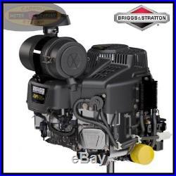 NEW Briggs & Stratton Vanguard 27 HP Vertical Shaft Gas Engine 49E877-0005 810cc
