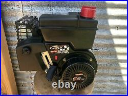 NOS 6.5 Hp Tecumseh Power Sport Horizontal Shaft Engine Motor Go kart Mini Bike