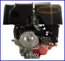New 11HP Gas Engine Electric Start Side Shaft 11 HP Carroll Stream Motor Co B