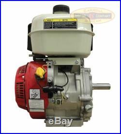 New 16HP Gas Engine Recoil Start Side Shaft 16 HP Pull Carroll Stream Motor Co B