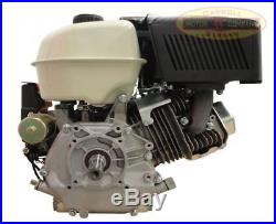New 16HP Small Gas Engine 18A Amp Charging Coil Electric Start Motor Side Shaft