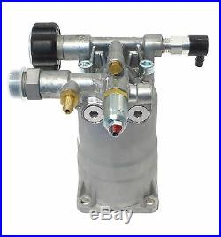 New 2600 psi PRESSURE WASHER Water PUMP for Sears Craftsman 580.768030 1212-0