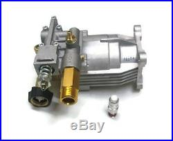 New 3000 PSI Pressure Washer Pump for Excell EXH2425 with Honda Engines with Valve