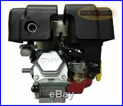 New 4HP Gas Engine Motor Recoil Start Go Kart Mini Bike Fast Shipping 3/4 Shaft