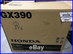 New HONDA GX390T2 Engine Horizontal Shaft