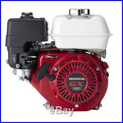 New Honda GX160 Engine GX160UT2QX2 3/4 x 2-7/16 Shaft 4 Stroke 4 Cycle