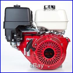 New Honda GX390UT2QA2 Engine 3 31/64 x 1, Horizontal Shaft, Oil Alert
